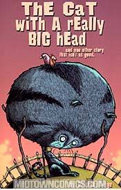 Cat With Really Big Head And One Other Story That Isnt As Good