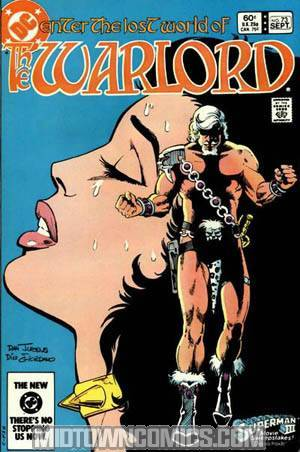 Warlord #73