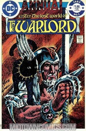 Warlord Annual #1