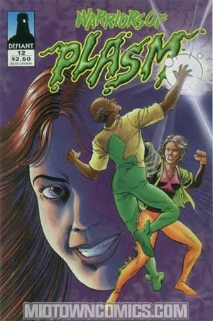 Warriors Of Plasm #12