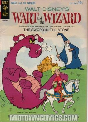 Wart And The Wizard #1