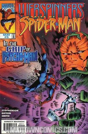 Webspinners Tales Of Spider-Man #5