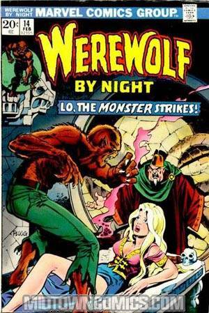 Werewolf By Night #14