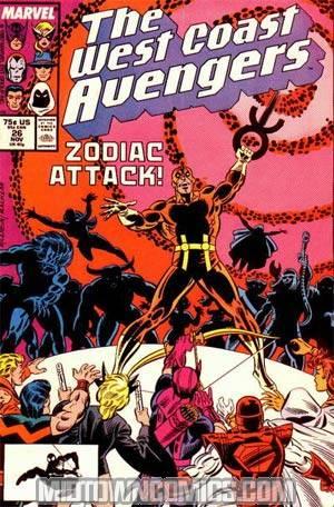 West Coast Avengers Vol 2 #26