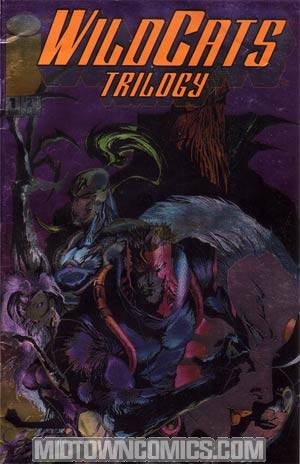 WildCATs Trilogy #1 Cover A Foil Cover