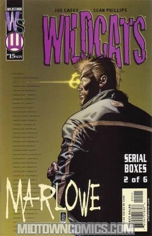 Wildcats Vol 2 #15