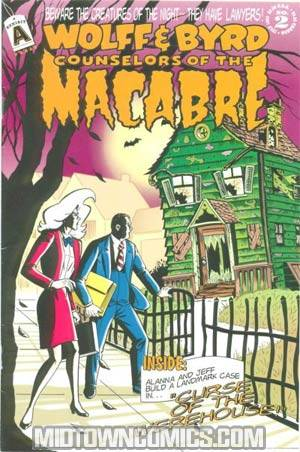Wolff & Byrd Counselors Of The Macabre #2