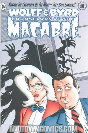 Wolff & Byrd Counselors Of The Macabre #20