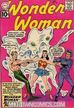 Wonder Woman #125