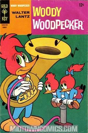 Woody Woodpecker #102