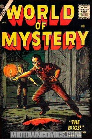 World Of Mystery #3