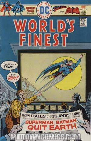 Worlds Finest Comics #234