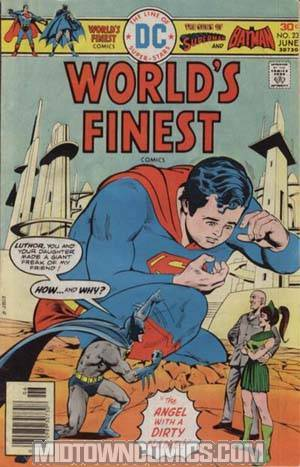 Worlds Finest Comics #238