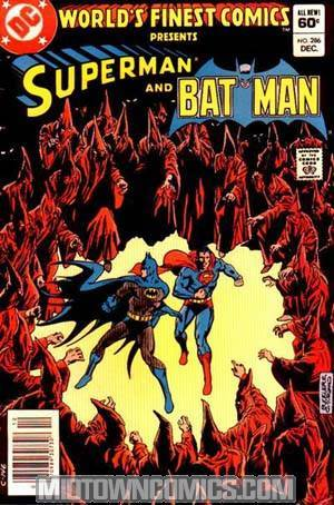 Worlds Finest Comics #286
