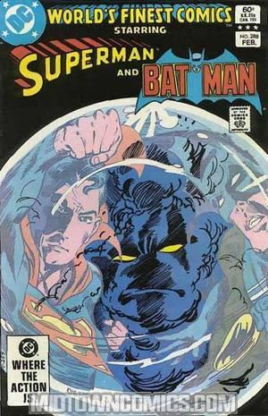 Worlds Finest Comics #288