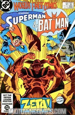 Worlds Finest Comics #298