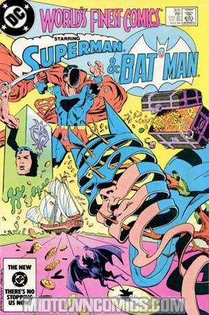 Worlds Finest Comics #305