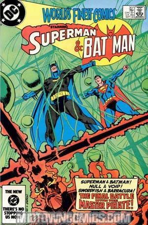Worlds Finest Comics #307