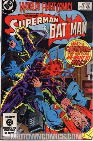 Worlds Finest Comics #309