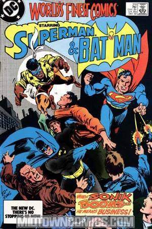 Worlds Finest Comics #310