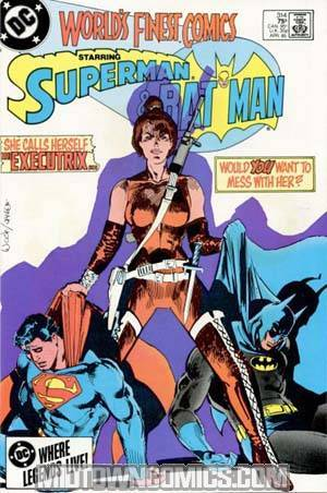 Worlds Finest Comics #314