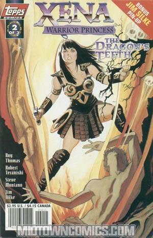 Xena Warrior Princess The Dragons Teeth (TV) #2 Regular Cvr