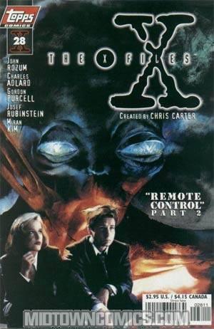 X-Files #28