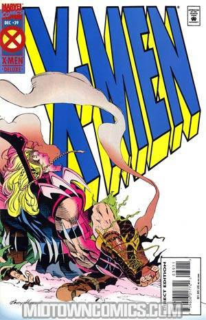 X-Men Vol 2 #39 Cover A Direct Deluxe Edition