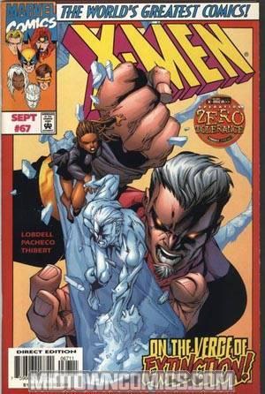 X-Men Vol 2 #67