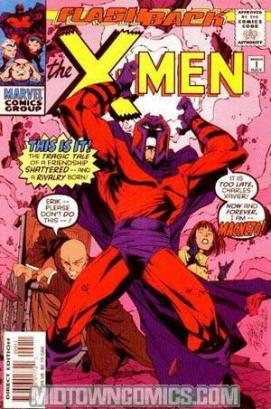 X-Men Vol 1 #-1 Flashback Cover A