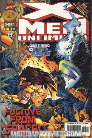 X-Men Unlimited #13