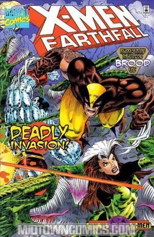 X-Men Earthfall #1