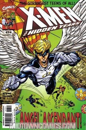 X-Men Hidden Years #13