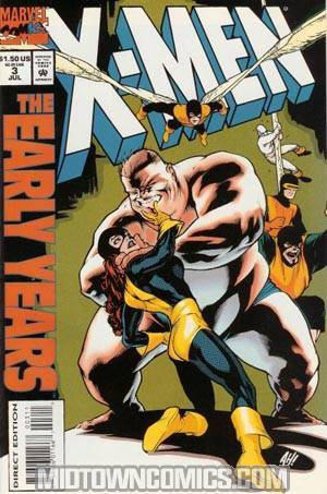X-Men The Early Years #3
