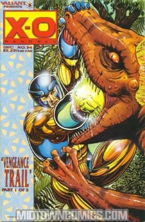 X-O Manowar #34