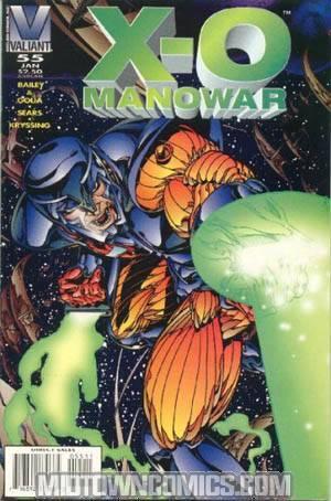 X-O Manowar #55