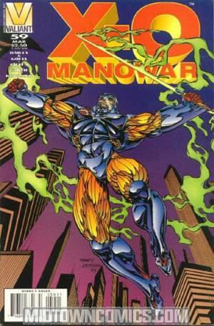 X-O Manowar #59