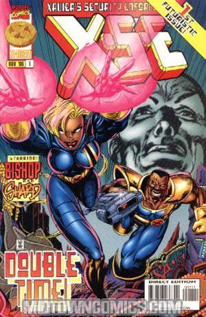 XSE #1 Cover A