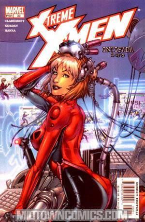 X-Treme X-Men #32
