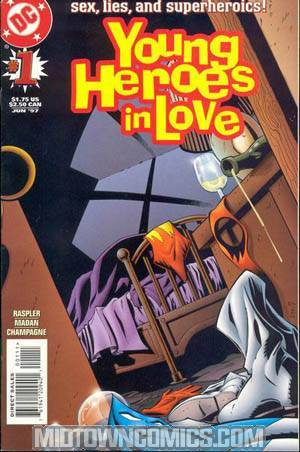 Young Heroes In Love #1 Cover A 1st Ptg
