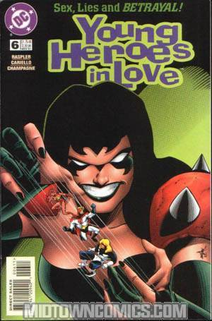 Young Heroes In Love #6