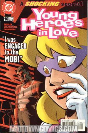 Young Heroes In Love #16