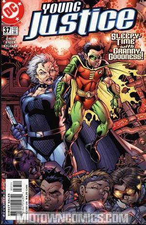 Young Justice #37