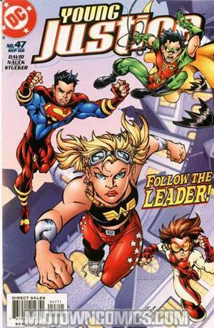 Young Justice #47