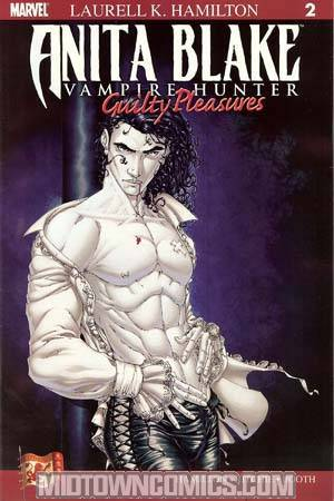Anita Blake Vampire Hunter Guilty Pleasures #2 Cover A 1st Ptg