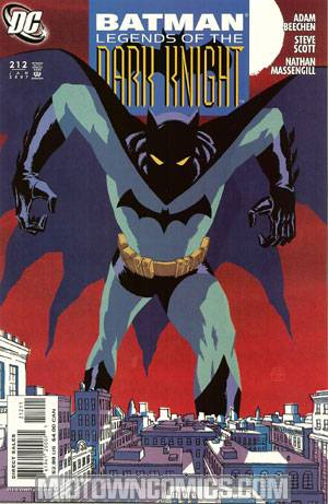 Batman Legends Of The Dark Knight #212
