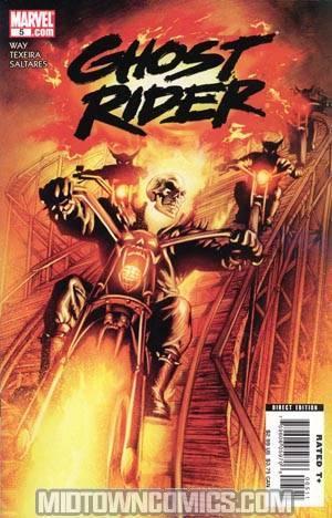 Ghost Rider Vol 5 #5