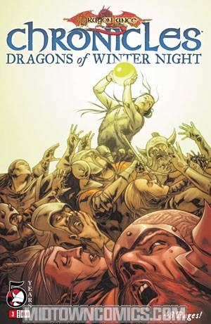 Dragonlance Chronicles Vol 2 #3 Cvr A Kurth