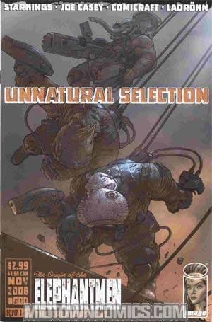 Elephantmen #0 Cover A