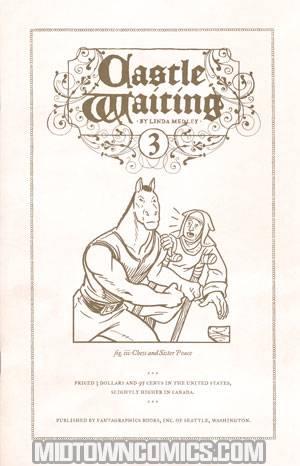 Castle Waiting Vol 3 #3